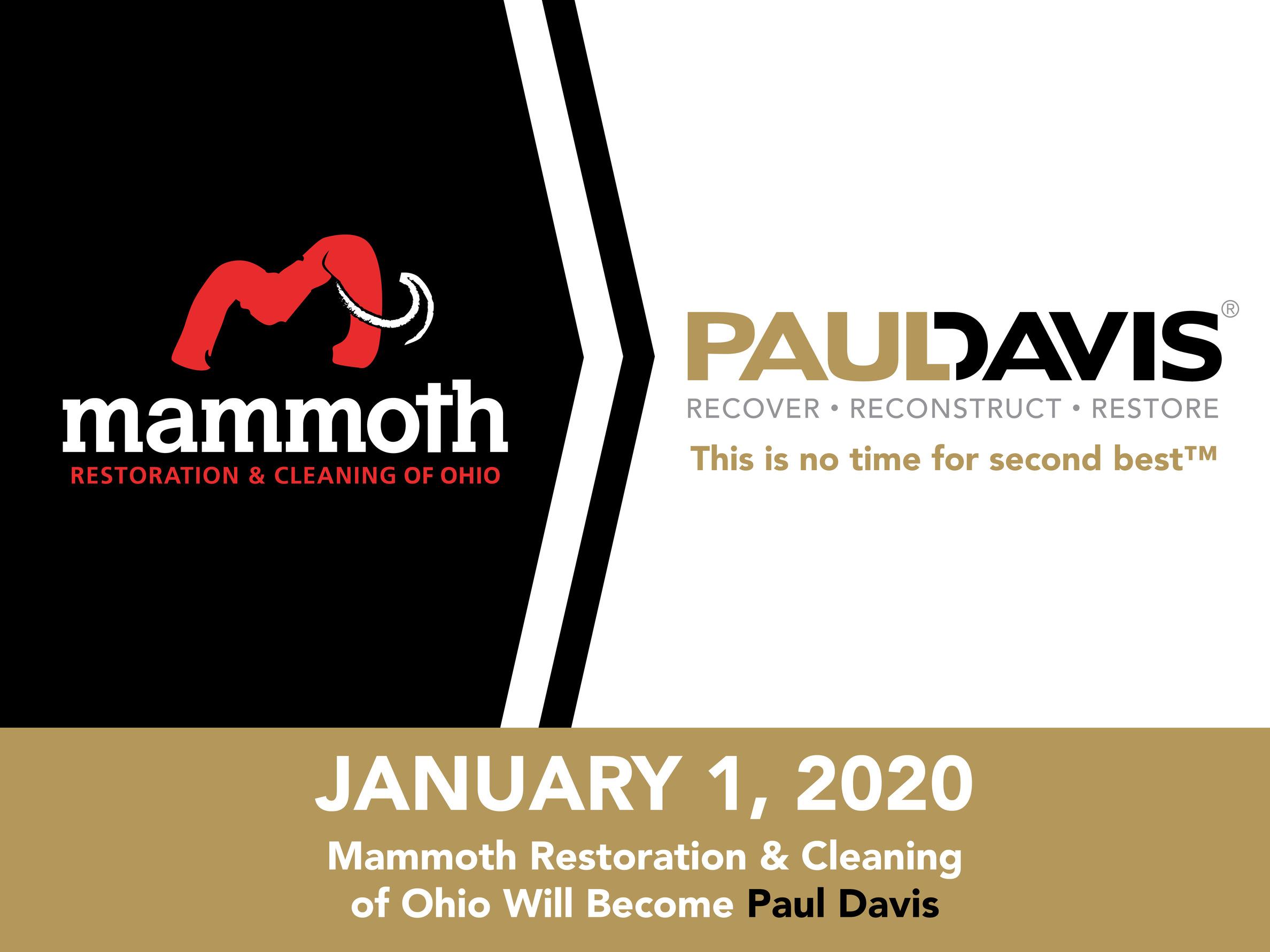 Mammoth Restoration